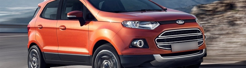 Ремонт Ford EcoSport в Саратове
