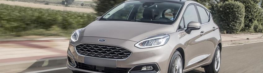 Ремонт Ford Fiesta 7 в Саратове