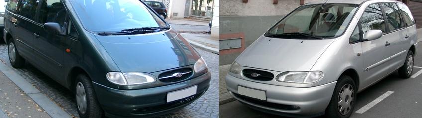 Ремонт Ford Galaxy 1 в Саратове