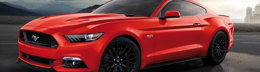 Ремонт Ford Mustang 6 в Саратове