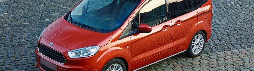 Ремонт Ford Tourneo Courier в Саратове